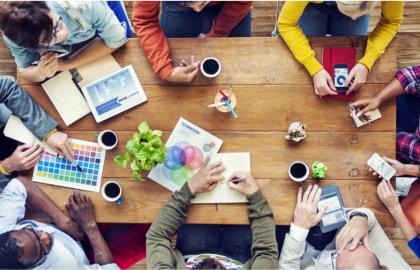 איך לנהל ישיבת צוות?